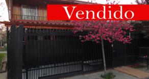 Casa los Chercanes, villa Andes del Sur, Puente Alto