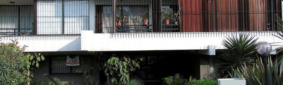 Departamento Av. Eliodoro Yañez, Providencia