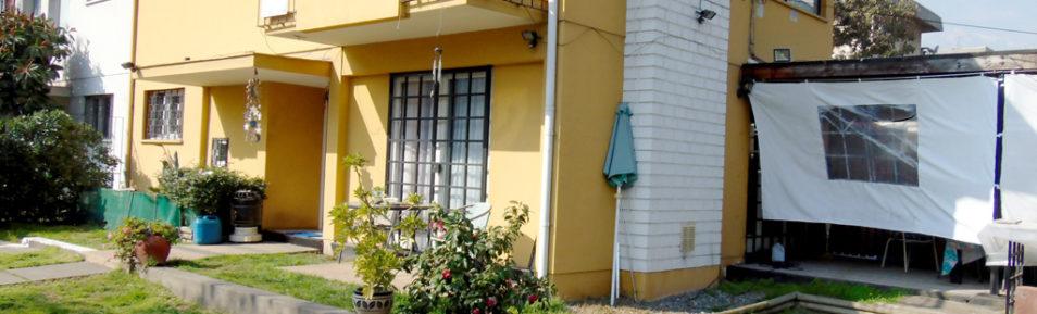 Casa Manquehue con Bilbao, Las condes